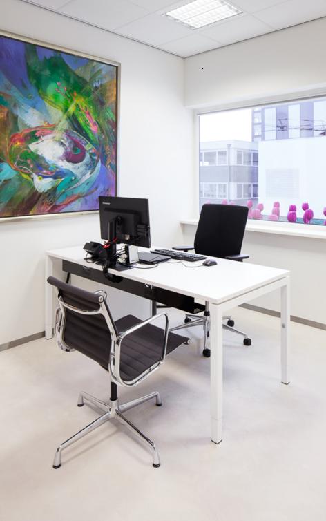 Klaartje Rutten – Interieurarchitect – klaartjerutten.be – Kantoren 12