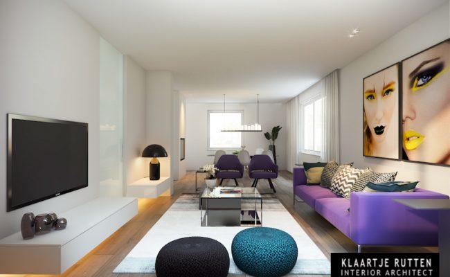 Klaartje Rutten – Interieurarchitect – klaartjerutten.be – Leefruimte 01