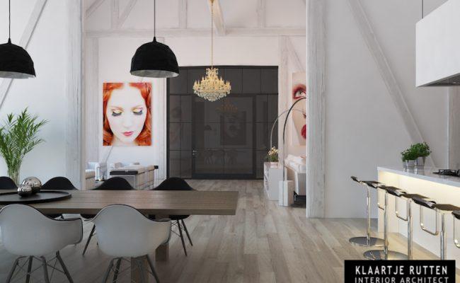 Klaartje Rutten – Interieurarchitect – klaartjerutten.be – Leefruimte 12
