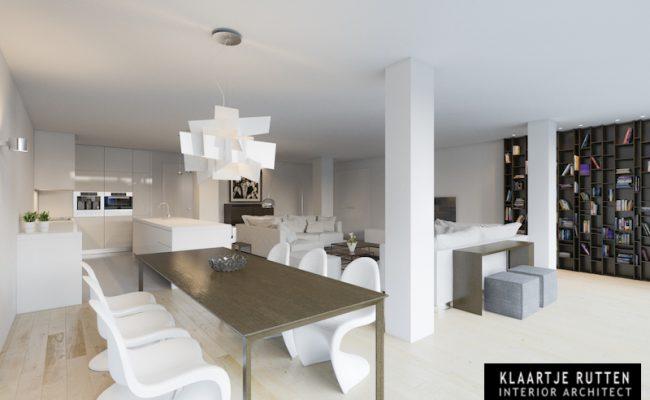 Klaartje Rutten – Interieurarchitect – klaartjerutten.be – Leefruimte 50