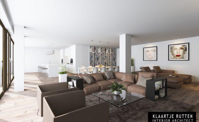 Klaartje Rutten – Interieurarchitect – klaartjerutten.be – Leefruimte 52