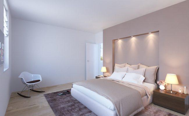 Klaartje Rutten – Interieurarchitect – klaartjerutten.be – Slaapkamers 010