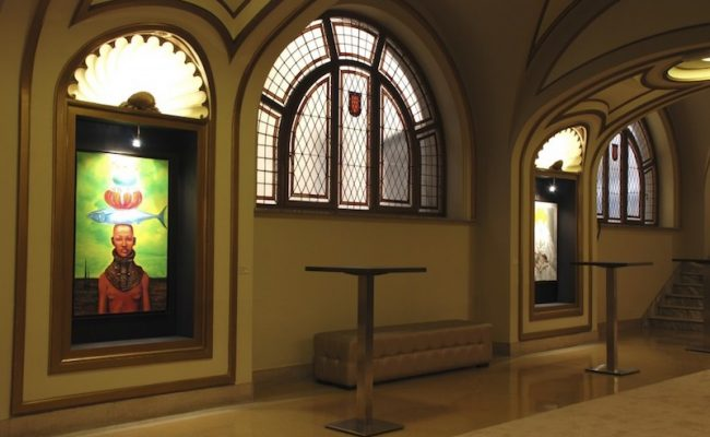 Klaartje Rutten – Interieurarchitect – klaartjerutten.be – Teatro Lope de Vega Madrid 02