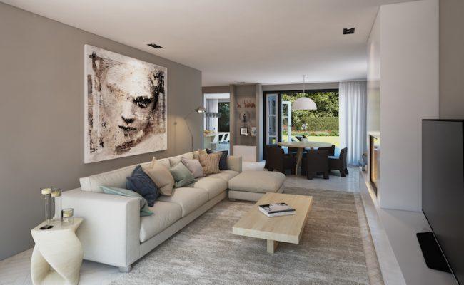 Klaartje Rutten – Interieurarchitect – klaartjerutten.be – Villa Blaricum 003